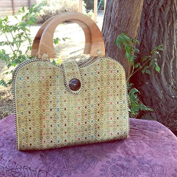 Vintage Handbags - Vintage Bag